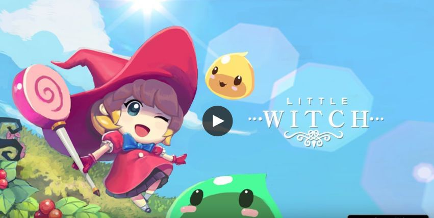 인디게임 little witch