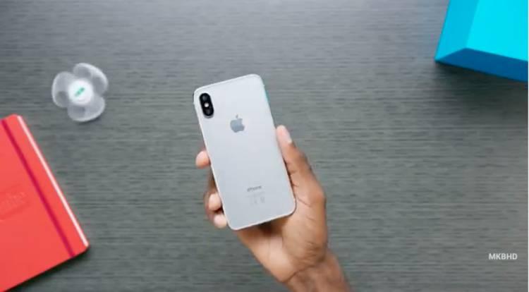 아이폰, 8, 아이폰8, 목업, 디자인, 지문센서, 특징