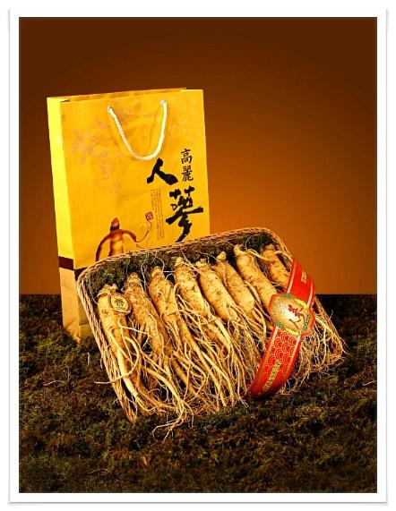 홍삼 선물 이미지