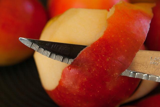 사과의 효능과 부작용 / 노화 방지와 혈관에 좋은 사과 껍질 [건강 정보]