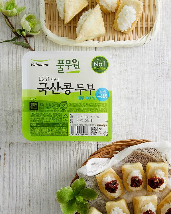 고기 대신 두부, 밀가루 대신 두부면~! 풀무원 '식물성 단백질' 제품 Best 5