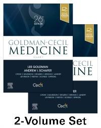 Cecil Medicine, 2-Volume ,26/e [성보의학서적 내과학 교과서 신간의학 도서 목록]
