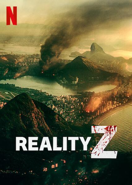 NETFLIX 리얼리티 Z  REALITY Z 브라질판 좀비드라마