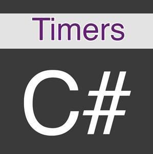 C# 타이머 스레드 Thread 일시정지 방법