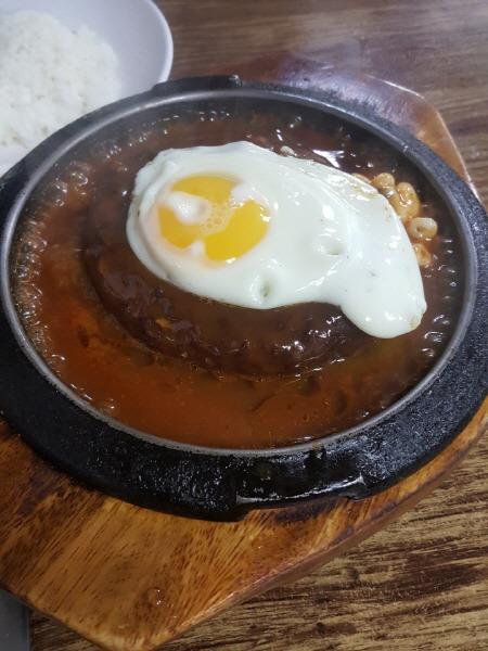 서울 강북구 수유동 화계역 맛집 - 다래함박스텍
