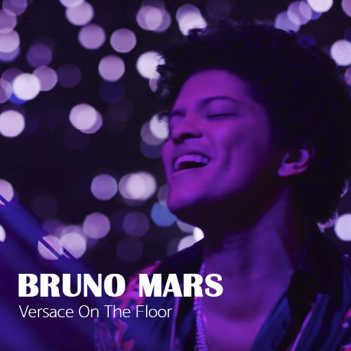 Bruno Mars - Versace On The Floor