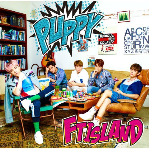 FTIsland – Puppy Lyrics [English, Romanization]