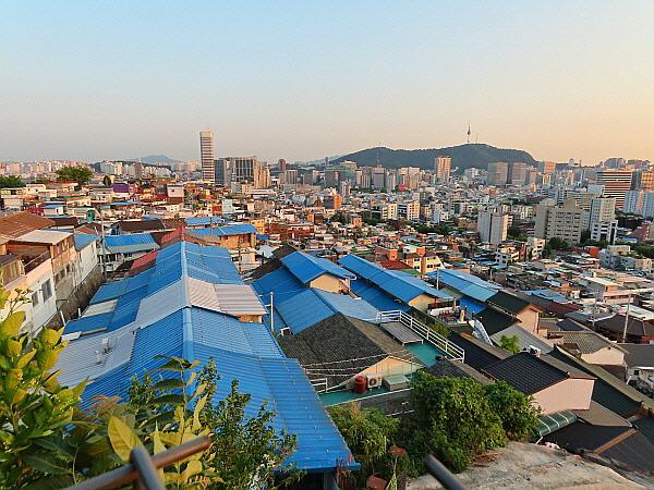 서울미래유산 - 종로구 이화동 낙산 국민주택단지 마을박물관