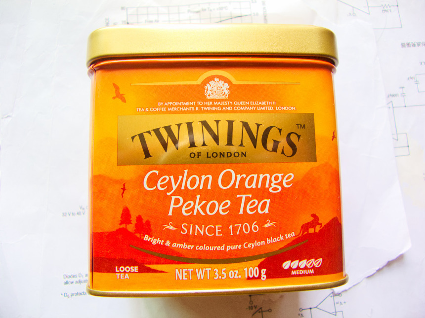 Twinings Ceylon Orange Pekoe Loose Tea