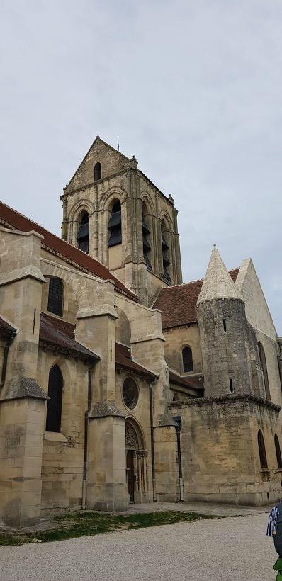 고흐마을 오베르 쉬르 우아즈 - 노트르담 성당