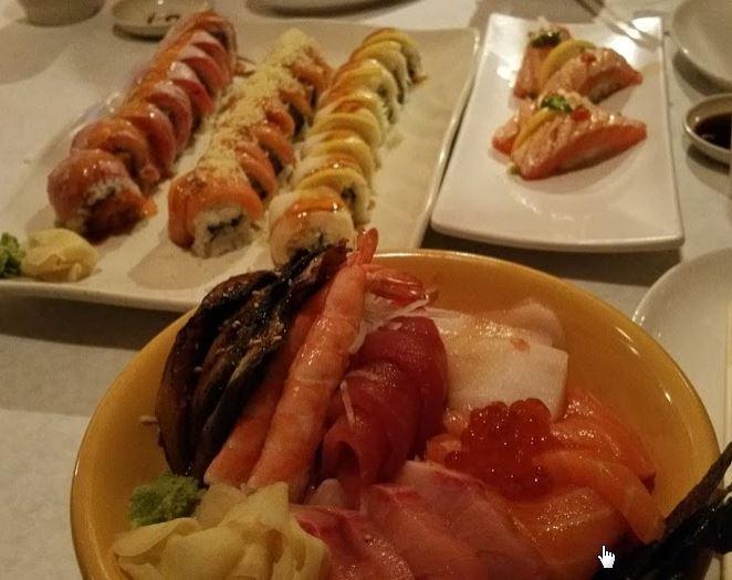 hakuya sushi