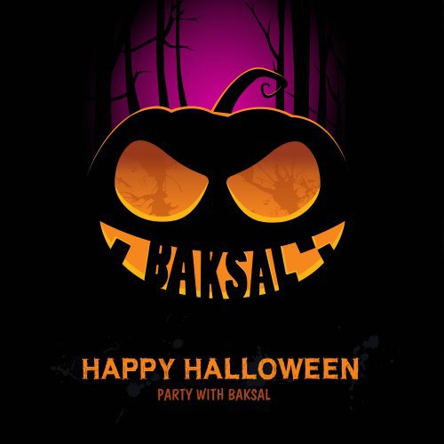 BAKSAL – HALLOWEEN (feat. AOORA, MiMi) Lyrics [English, Romanization]