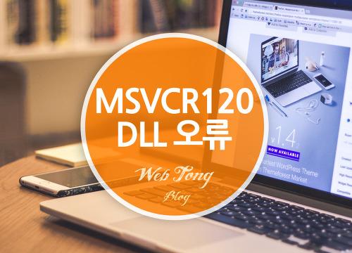 MSVCR120.DLL오류
