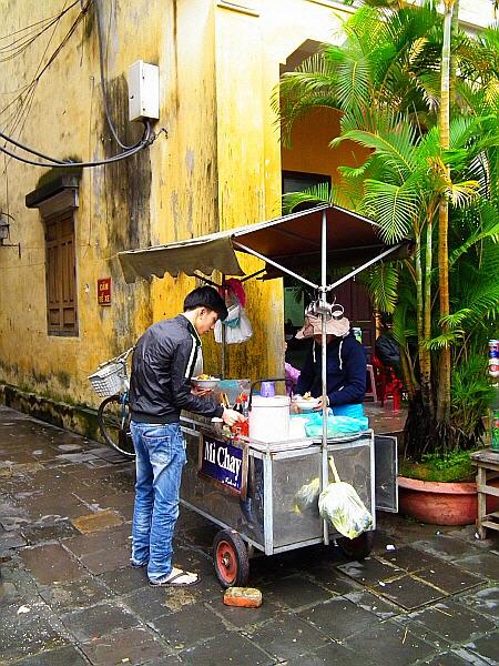 베트남 쌀국수 가게