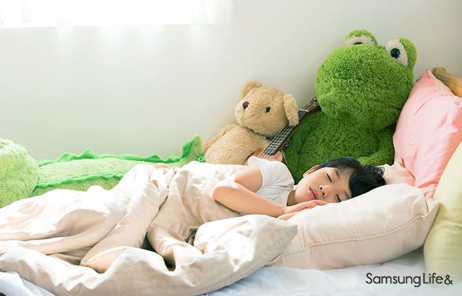 삼성생명 어린이몽유병 유아몽유병
