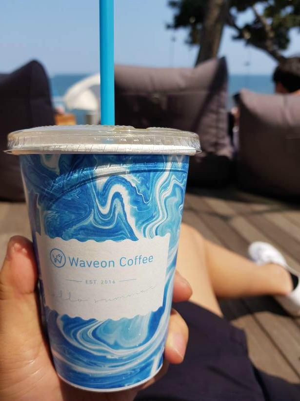 부산 기장 웨이브온 커피(Waveon Coffee)