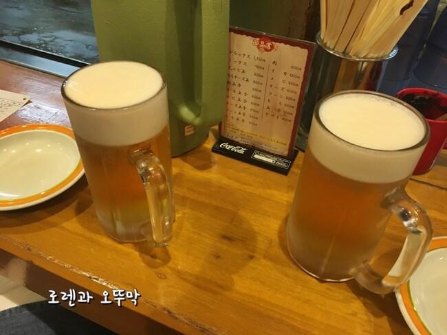후키야 하카타점~엄청 배부른 오코노미야끼8