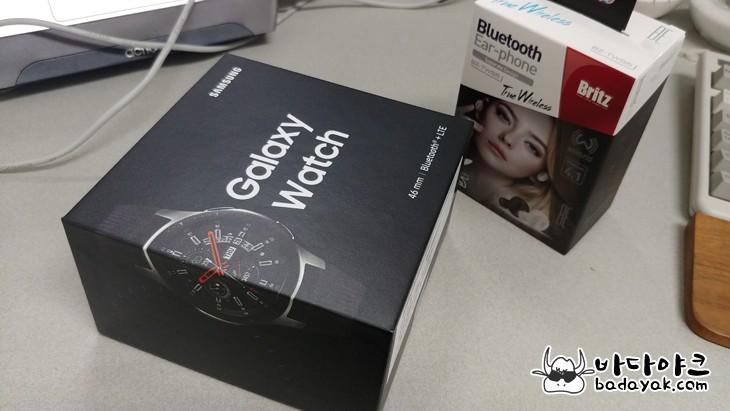 갤럭시 워치 46mm 티머니 갤럭시 워치