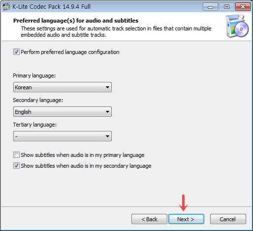 K-Lite Codec Pack Full Variant Download Free - K-Lite Code Pack Full
