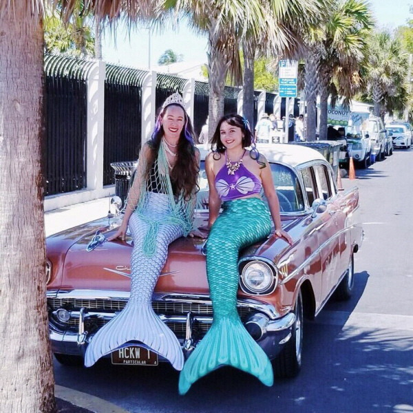Key-West-Mermaid-Festival