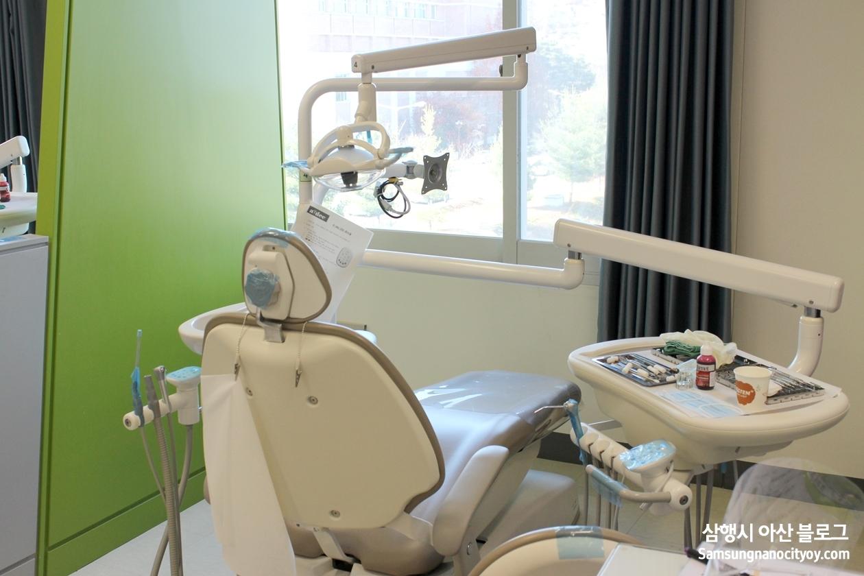 치위생학과 실습실
