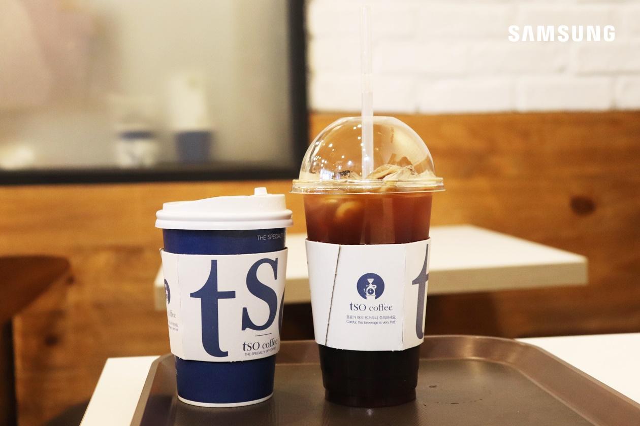티쏘 커피
