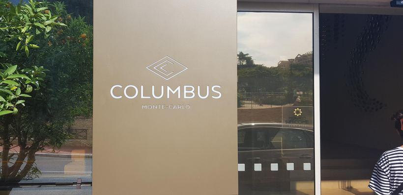 모나코 콜럼버스 몬테 카를로 호텔