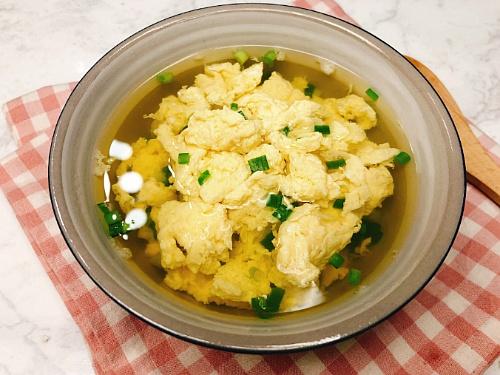 몽글몽글 폭신한~ 계란국끓이는 방법