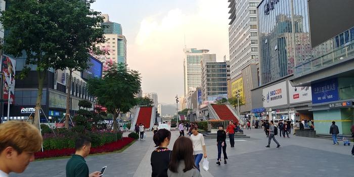 중국 심천여행, 화창베이 전자상가(华强北) 시장조사 2,3일차