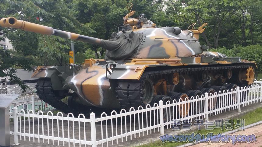 M48A2C 패튼전차