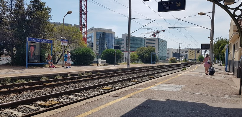 니스에서 모나코 가는 방법 - 기차
