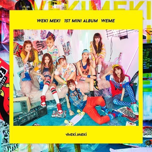 Weki Meki – I Don't Like Your Girlfriend Lyrics [English, Romanization]