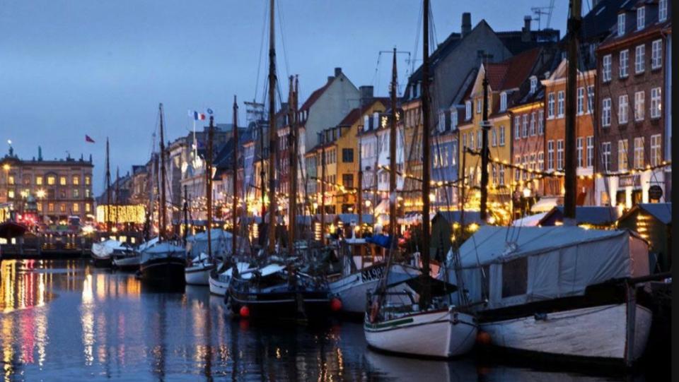 니하운 코펜하겐 덴마크 북유럽여행