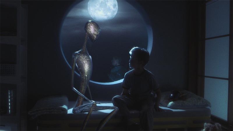 사진: 외계인 같지만 인간 멸망 후 진화된 로봇이다
