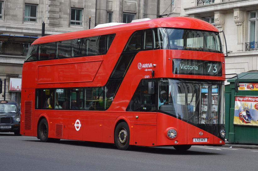 런던 여행 꿀팁 런던 버스 타는 방법 궁궐 오브 세종