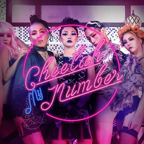Cheetah – My Number Lyrics [English, Romanization]