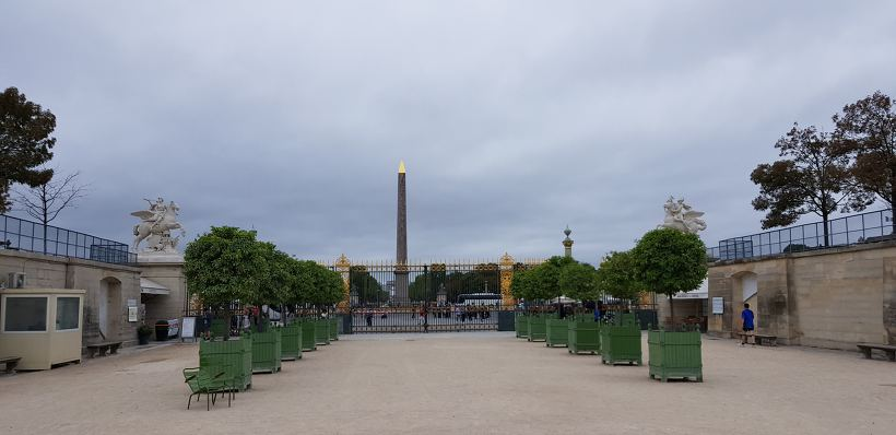 프랑스 파리 콩코드 광장