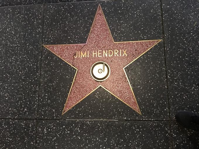 지미 헨드릭스(Jimi Hendrix)