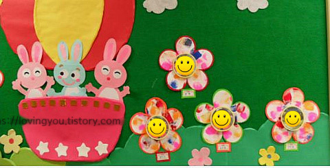 Ideas For Spring Classroom Decorations Spring Flower