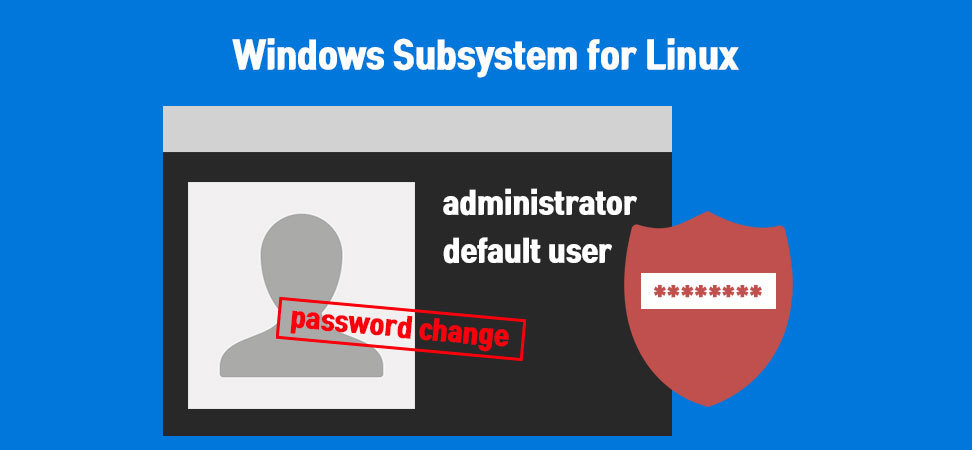 Windows Subsystem for Linux 사용자계정과 권한