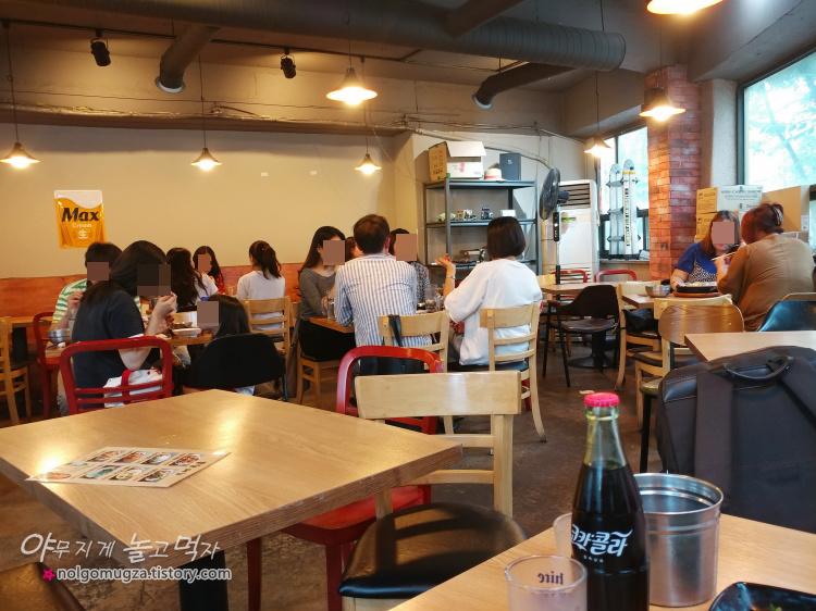 서울숲 맛집 누룽지 통닭구이 1