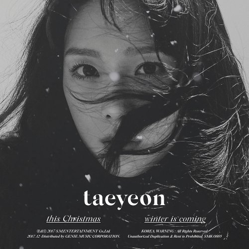 TAEYEON – This Christmas Lyrics [English, Romanization]