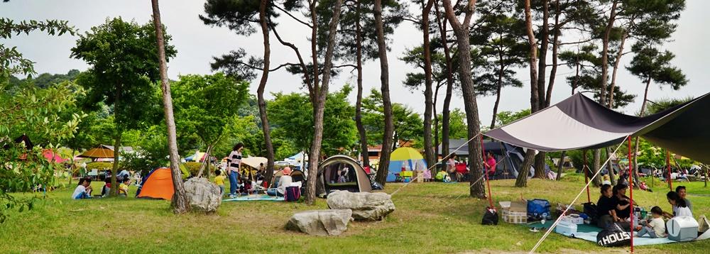 광주 근교 캠핑장