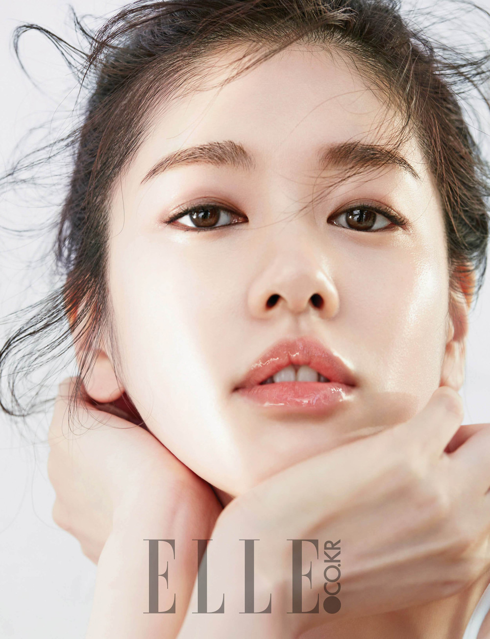 ELLE x Make Up For Ever 정소민