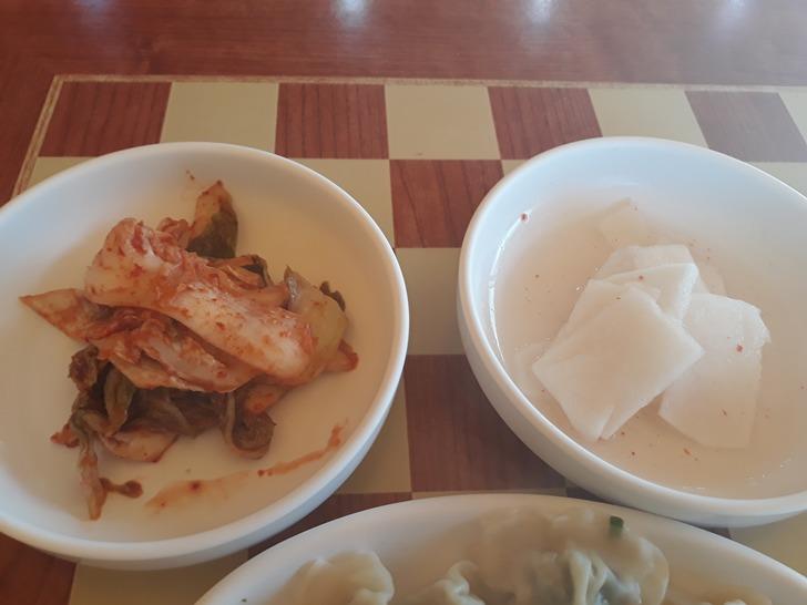 [창녕맛집]장백산생칼국수 - 생면과 바지락의 절묘한 조화 칼국수 맛집