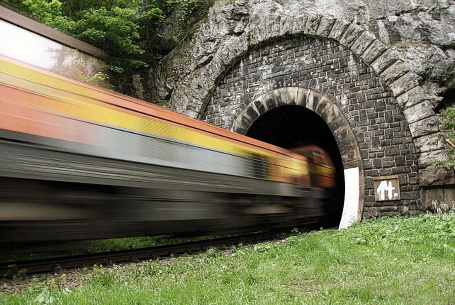터널 이명현상