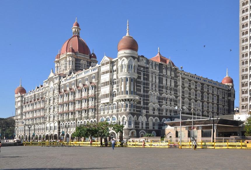 Taj mahal palace hotel(타지마할 호텔)