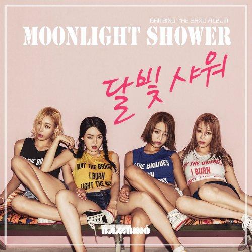 BAMBINO – Moonlight Shower Lyrics [English, Romanization]
