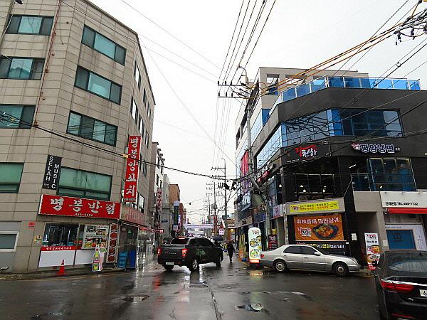광진구 중국인 밀집지역