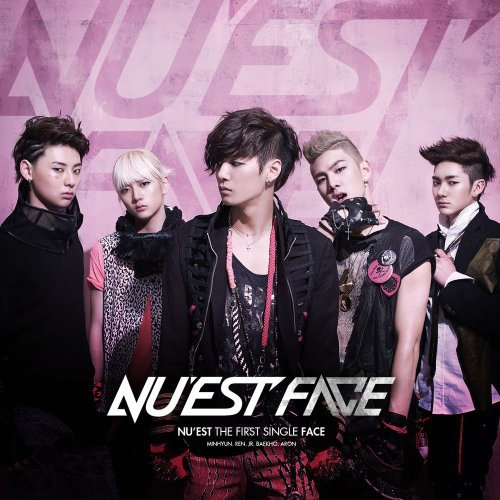 NU'EST – FACE Lyrics [English, Romanization]
